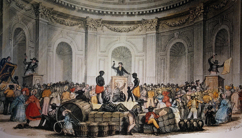 slavery and seventeenth century