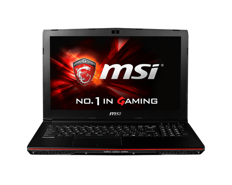 MSI GP62 2QE Leopard 15-inch Gaming Laptop