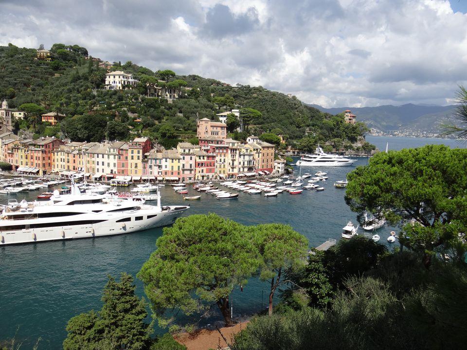 Portofino, Italy -- Mediterranean cruise port of call