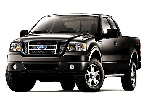 Pictures Of 2007 Ford F150 Pickup Trucksrhthoughtco: 2007 Ford Pick Up Radio At Gmaili.net