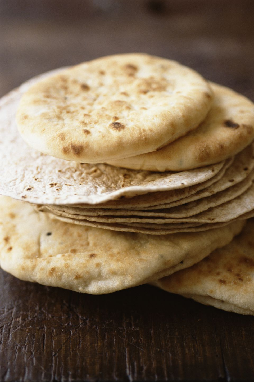 Indian Flat Breads