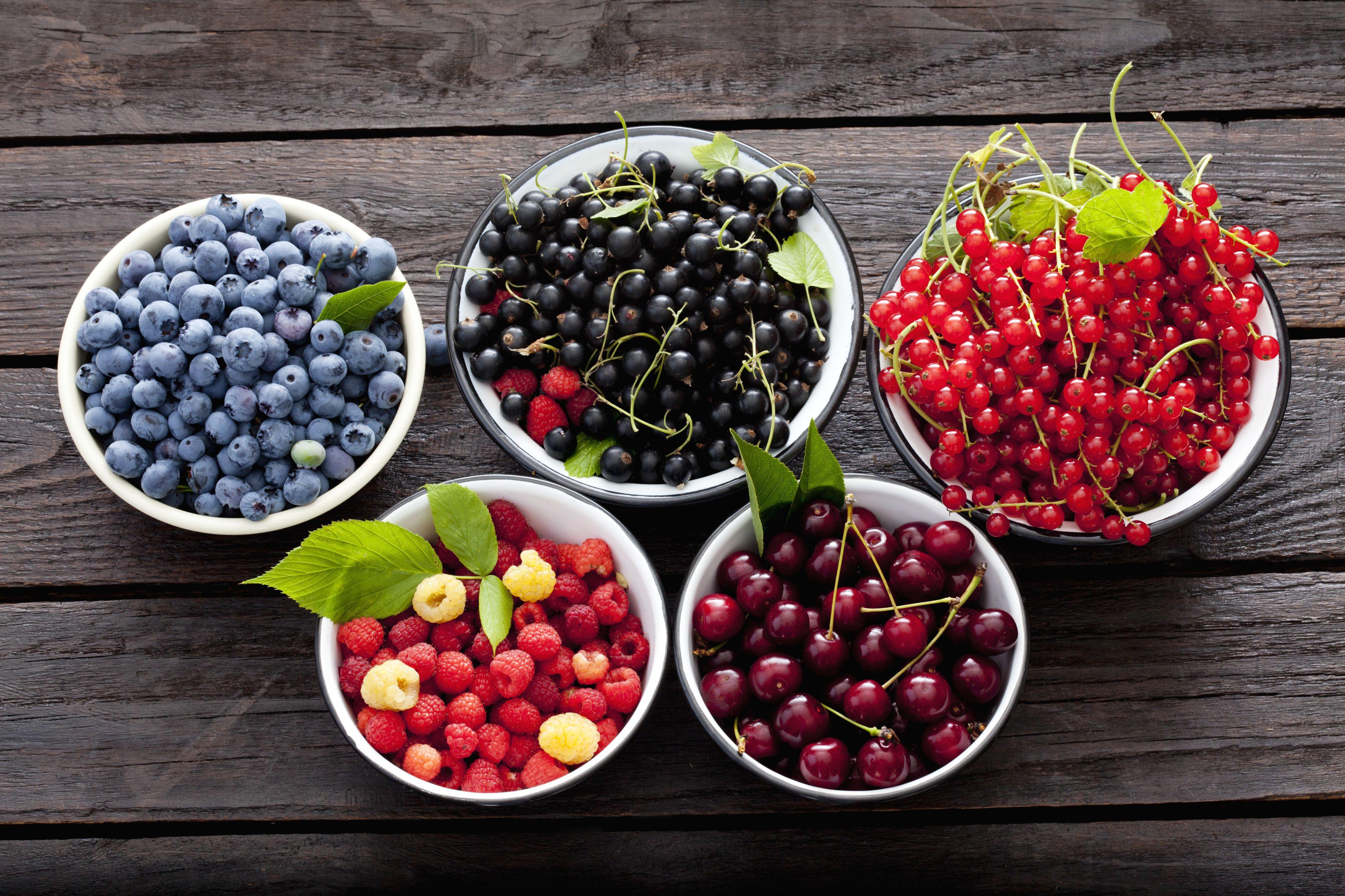 Beautiful Berries You Should Be Eating