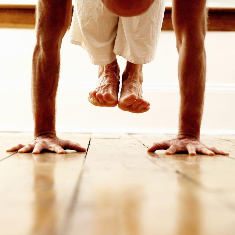 Mula Bandha Helps You Get Lightness in Your Jumps