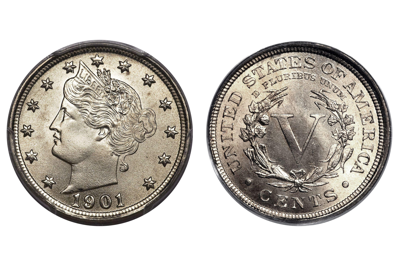 Liberty Head Quot V Quot Nickel Values Amp Prices