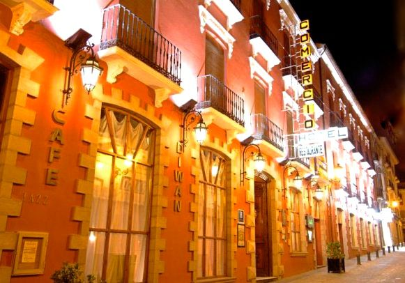 Best hotels in granada spain for Best boutique hotels granada