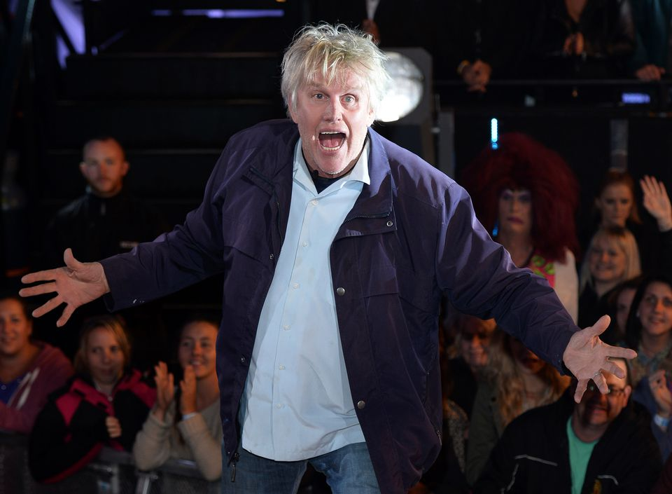 Gary Busey from Big Brother