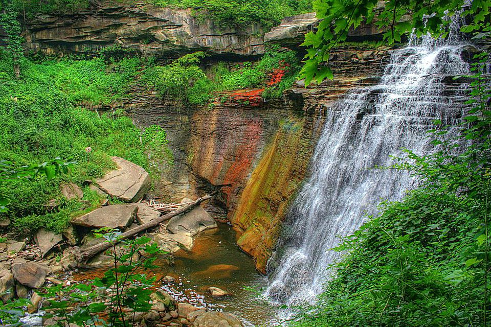 Brandywine Falls, Cuyahoga Valley National Park, Ohio