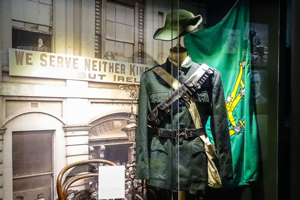 GPO Witness History - telling the story of, amongst others, the Irish Citizens Army