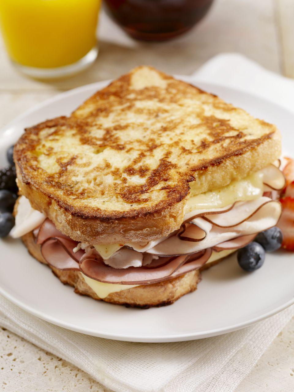 Classic Monte Cristo Sandwich Recipe