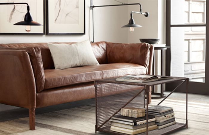 Fabric Amp Leather Sofas The Advantages Of Each