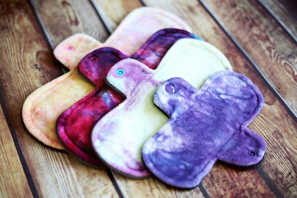Intro to Cloth Menstrual Pads