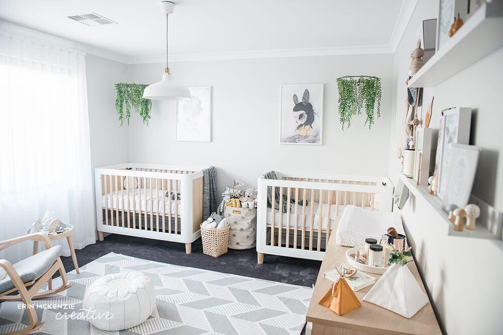 Everything Designish Baby Boy S Nursery: 18 Inspiring Twin Nursery Ideas