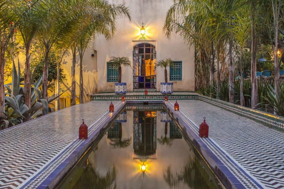 The top 15 things to see and do in morocco for Top 10 riads in marrakech
