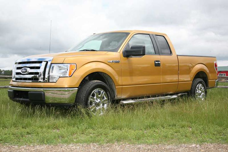 pickup truck gas mileage estimates. Black Bedroom Furniture Sets. Home Design Ideas