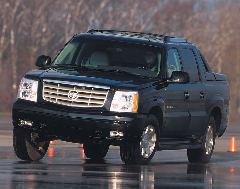 General Motors Stabilitrak in action
