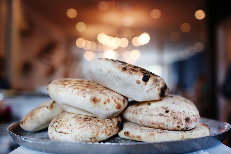 Fresh Made Pita Bread