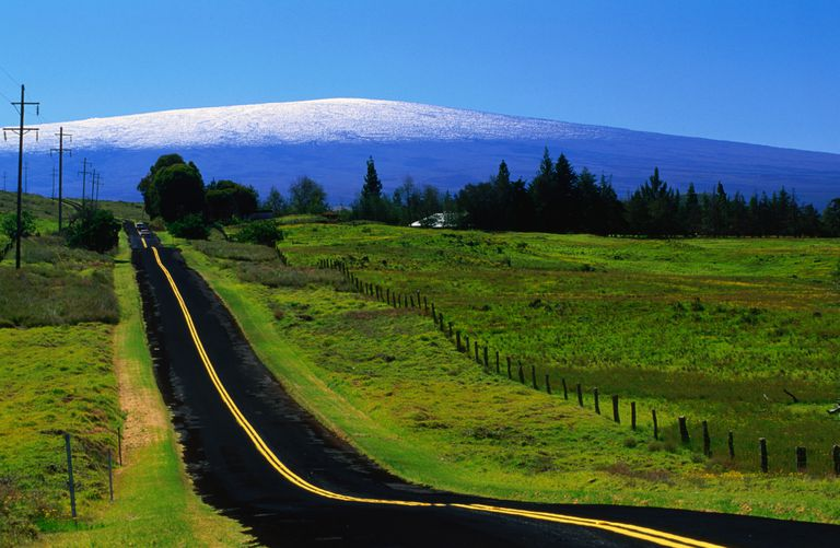 Mauna Loa - The Largest Active Shield Volcano on Earth
