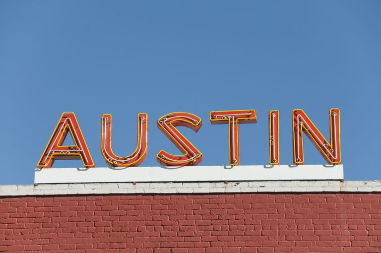Austin Neon Sign