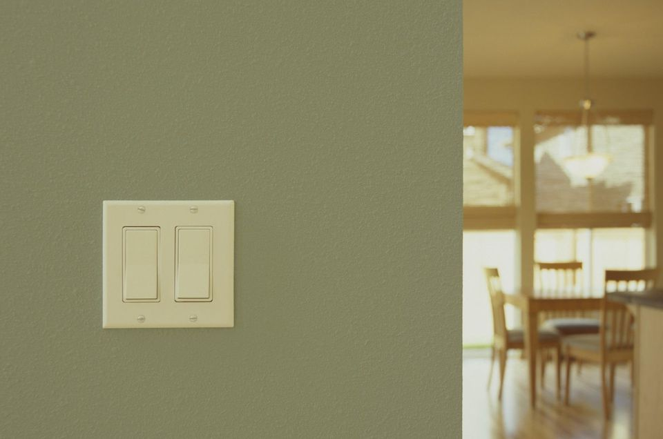 Household Wiring Light Switches