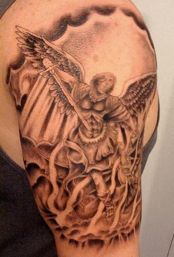 Tatuajes Religiosos