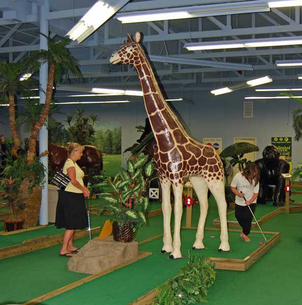 Jambo Park Indoor Miniature Golf in Phoenix