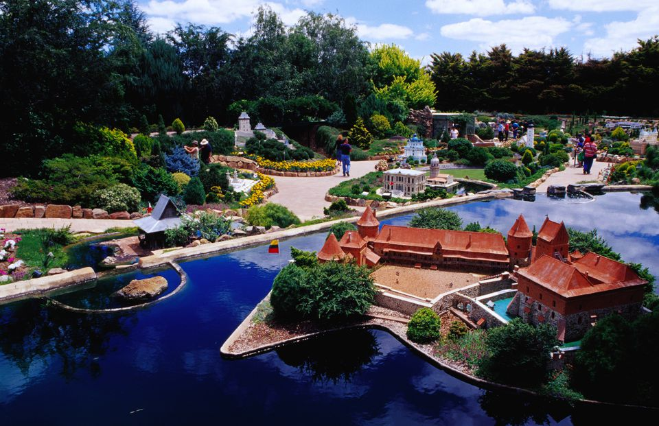 Cockington Green Gardens