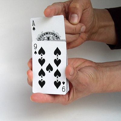 The Rising Card