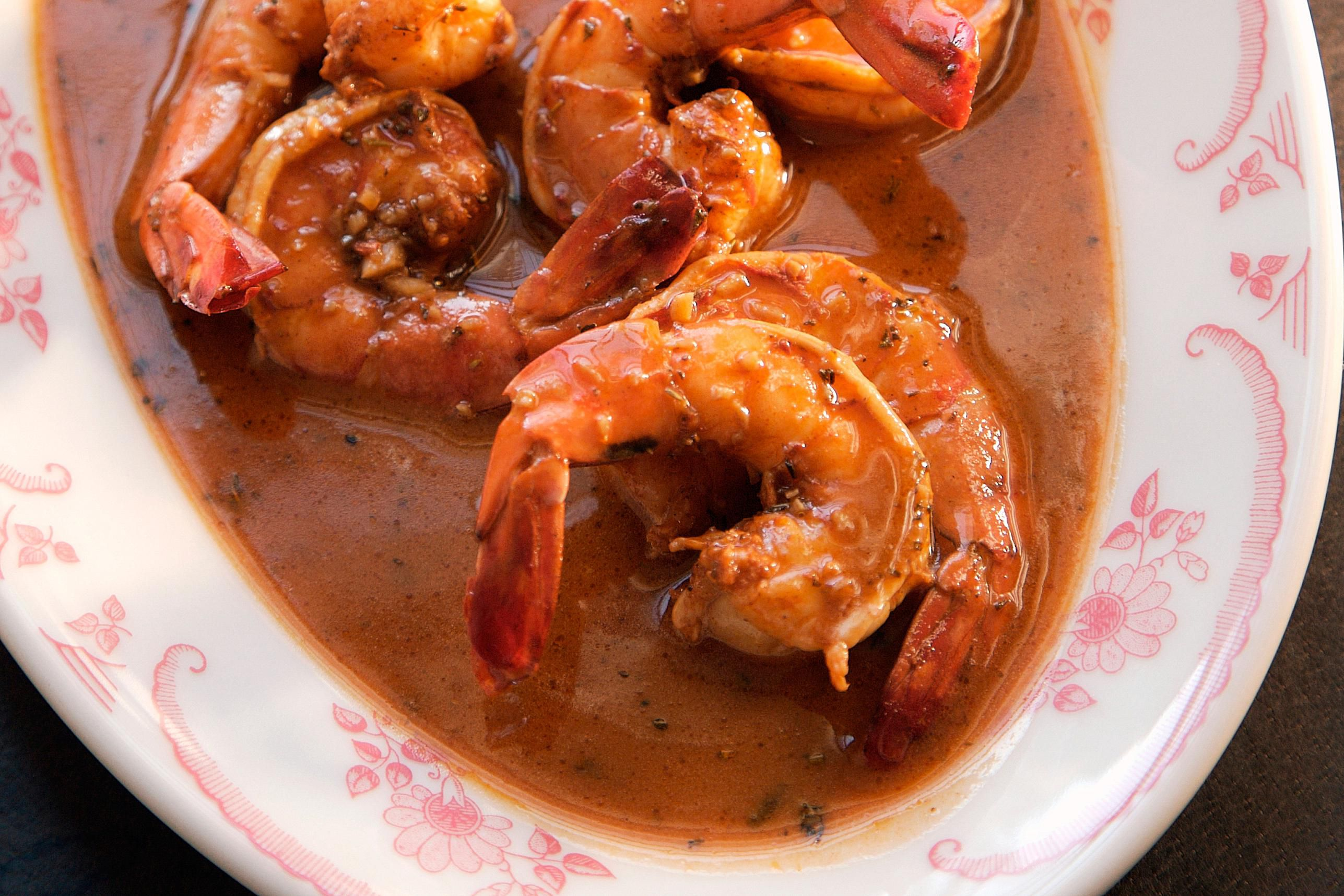 Louisiana Style Barbecued Shrimp Recipe Microwave