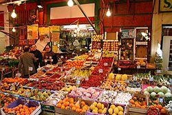 Palermo: Vucciaria food market
