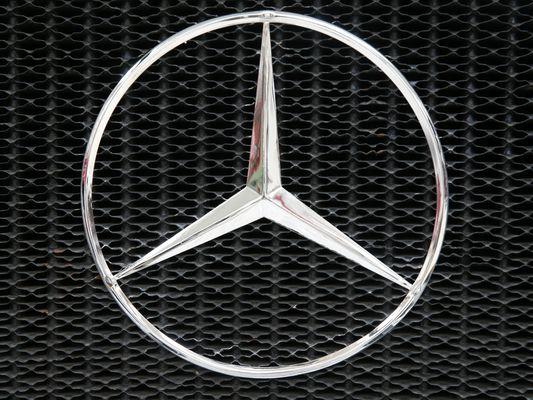 The Technik Museum Speyer. Mercedes-Benz.