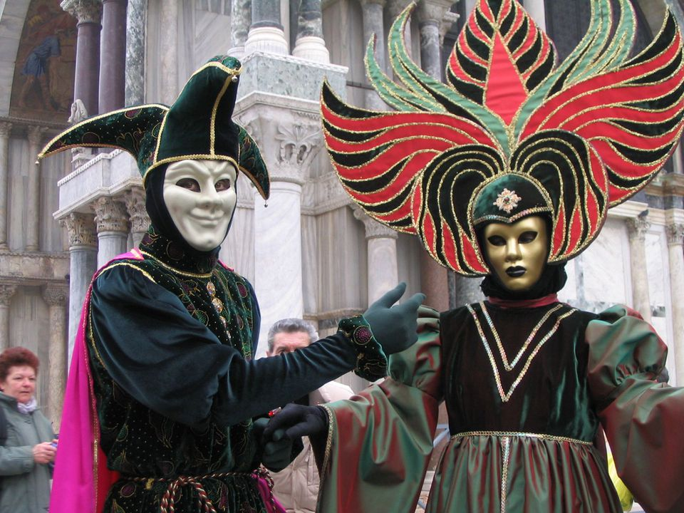 Carnaval in Venezuela