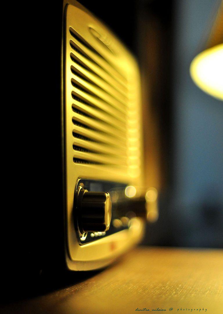 old days - radio days, music & memories in night