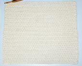 Half Double Crochet Placemat