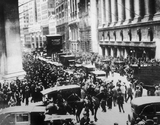 the most devastating economic tragedy in american history