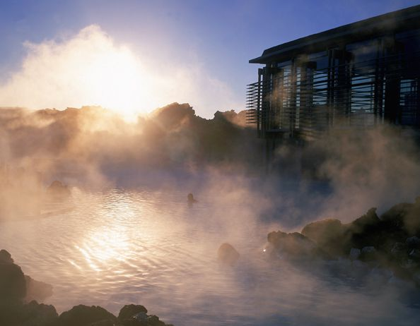 Blue Lagoon in Iceland (2)