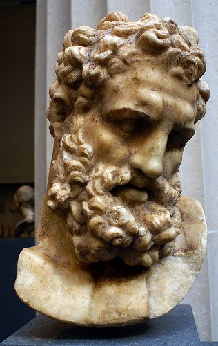 Head of Hercules. Roman, Imperial period, 1st century A.D.
