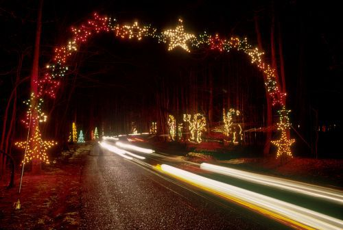 Christmas Light Displays In Maryland