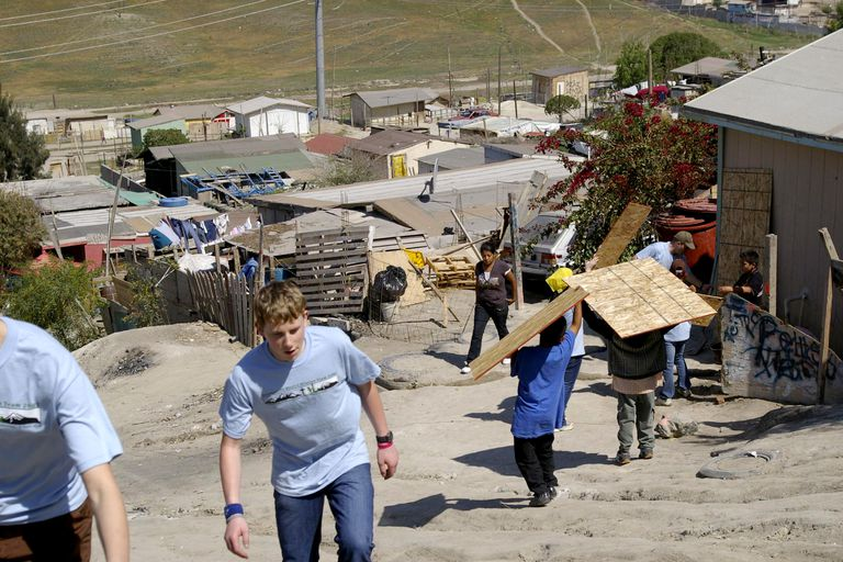 Teamwork in Tijuana