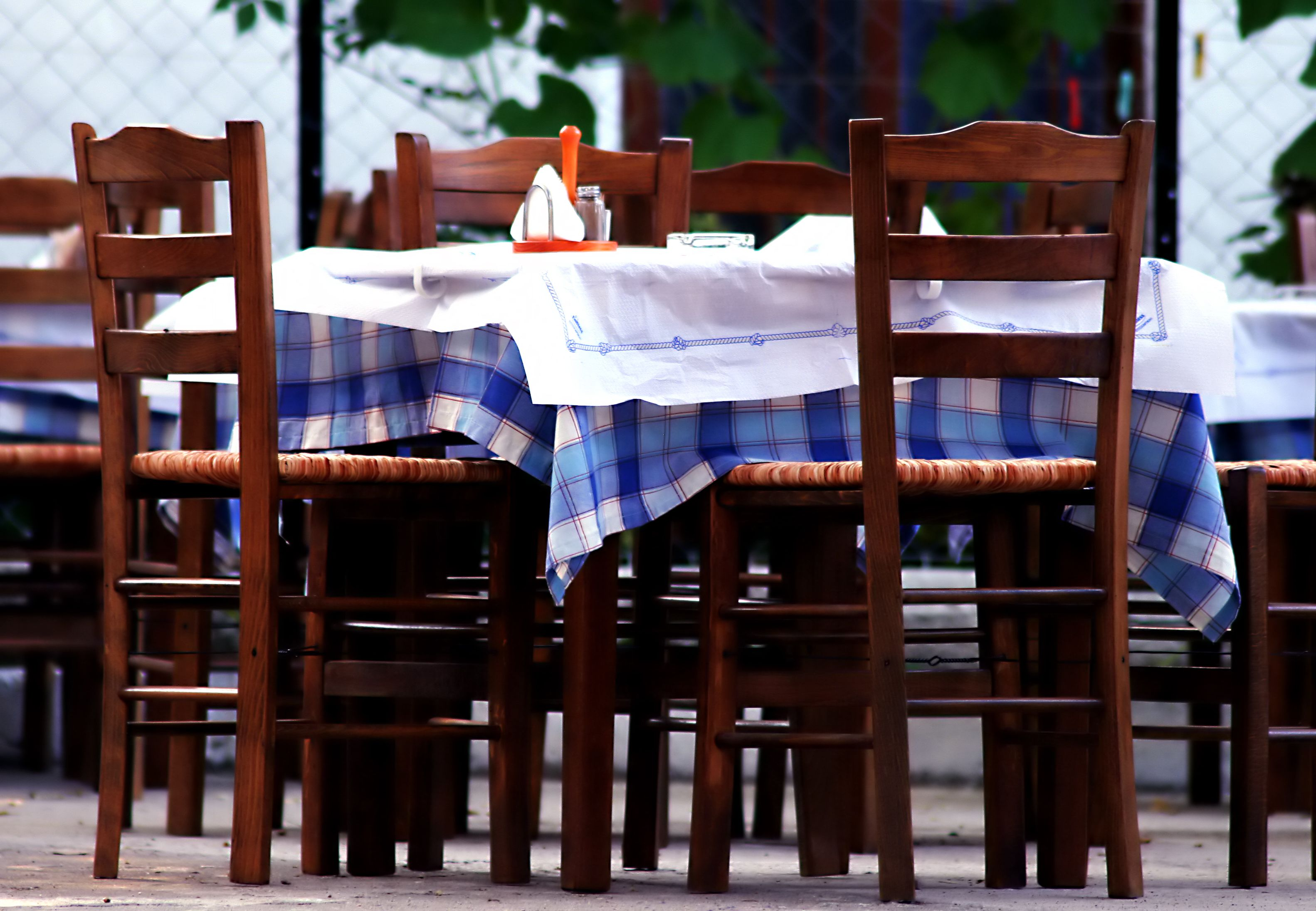 should you take over an existing restaurant space