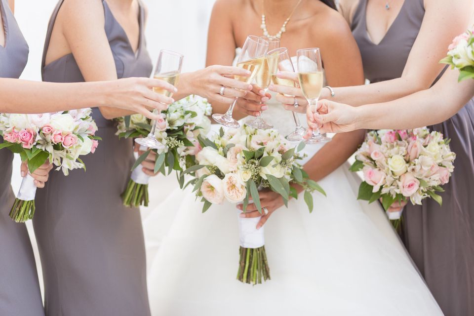 Who Traditionally Buys The Bridesmaid's Dress?