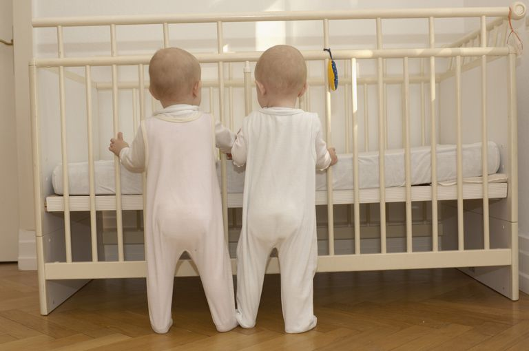 Before You Buy A Crib For Twins