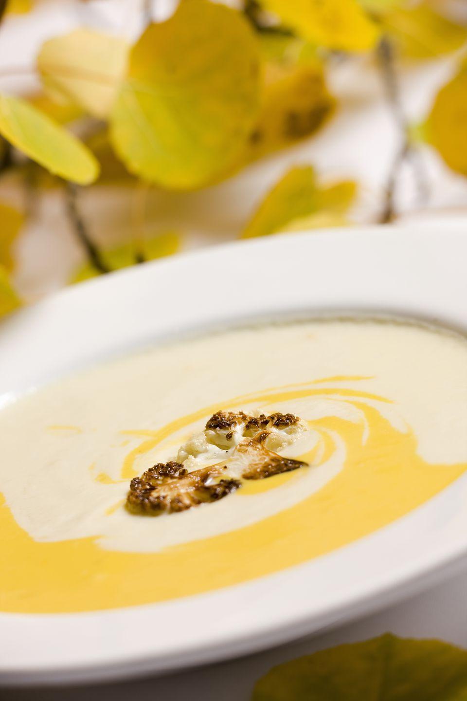 Mushroom Puree soup