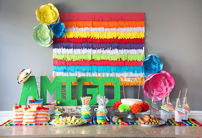 cinco de mayo party crafts