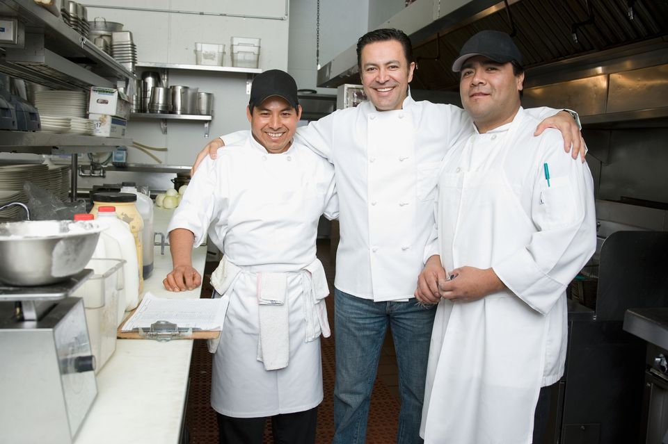 Why Do Chefs Wear White Jackets?