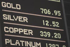 Commodity Exchange report