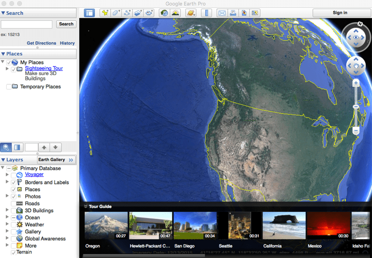 Learn All about Google Earth