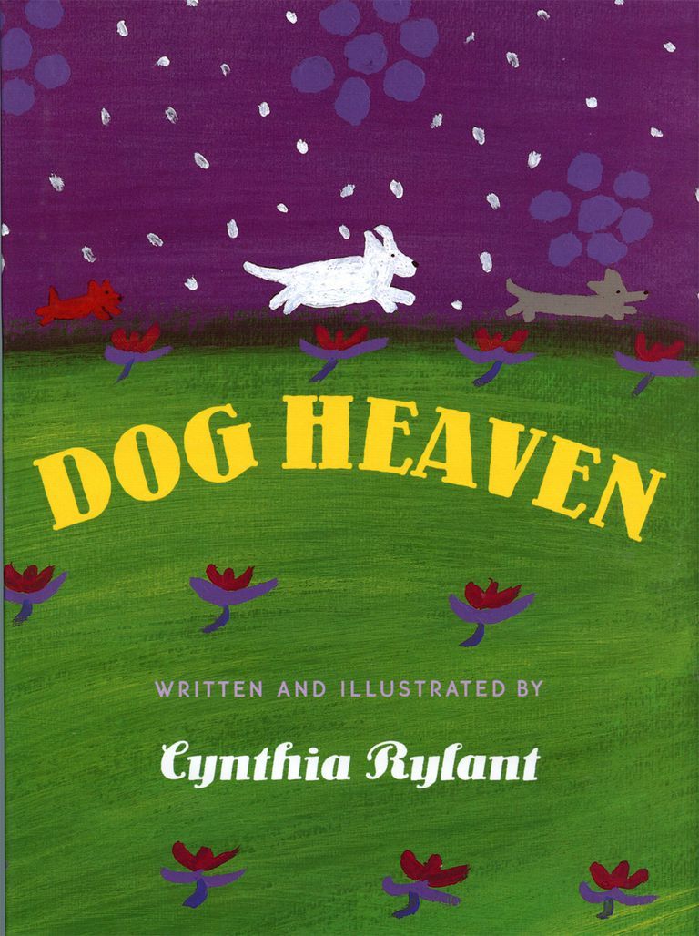 Dog Heaven by Cynthia Rylant - picture book cover
