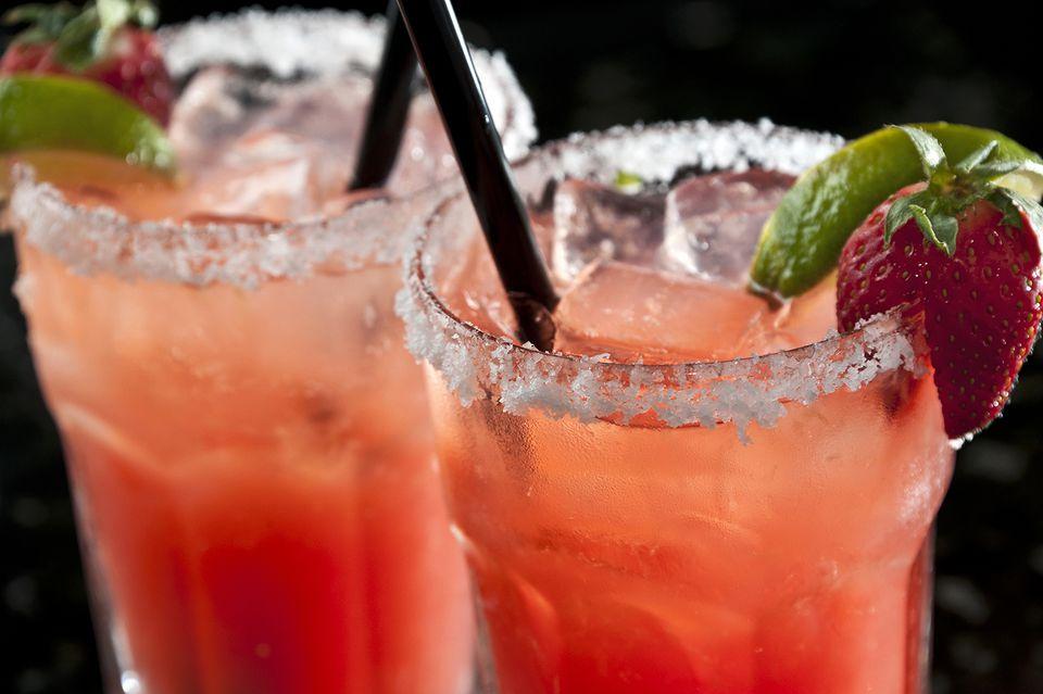 Zing Vodka's Red Velvet Shortcake Cocktail