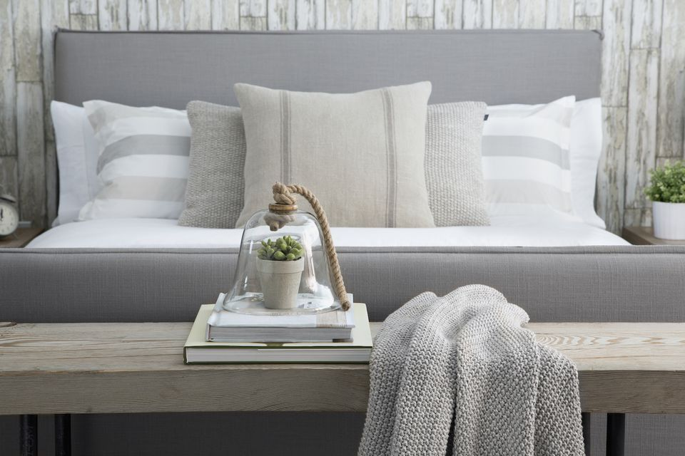 Bedroom textures interior
