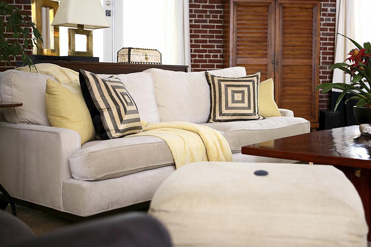 Should I Reupholster an Old Sofa